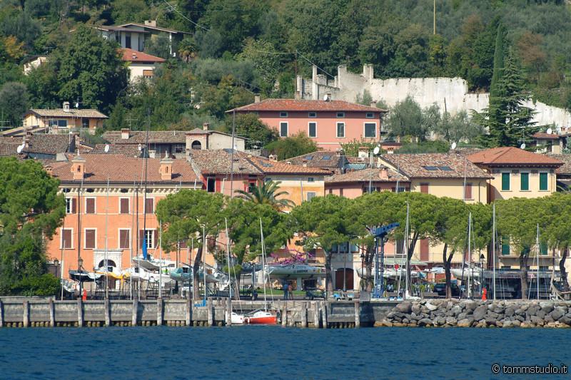 Gargnano lake Garda