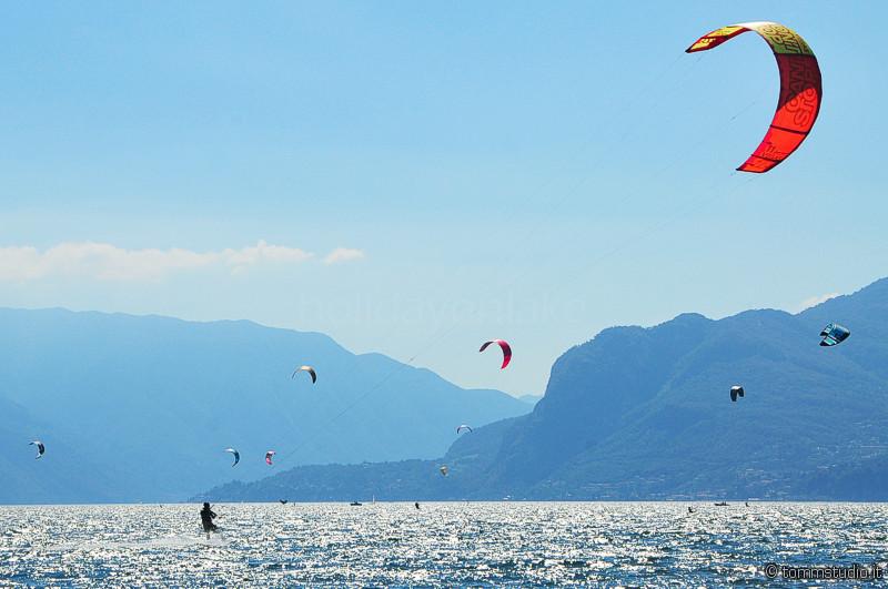 kitesurf comer see kitesurfing italy