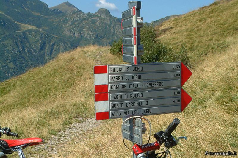 mountain bike comer see