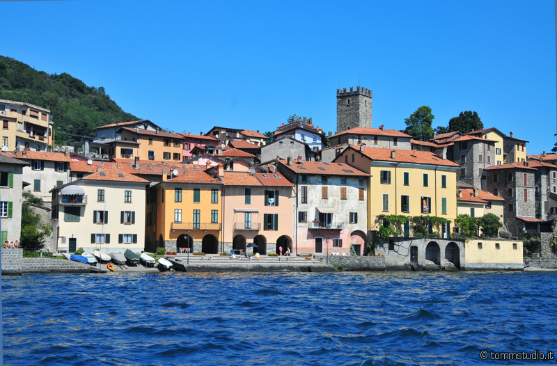 Places on lake Como