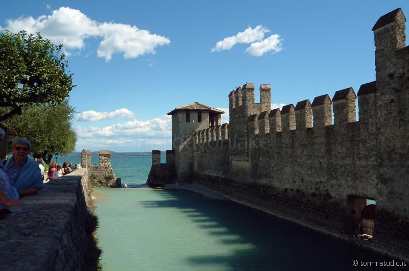 Sirmione Garda see
