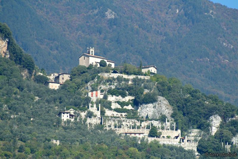 Tignale Garda see