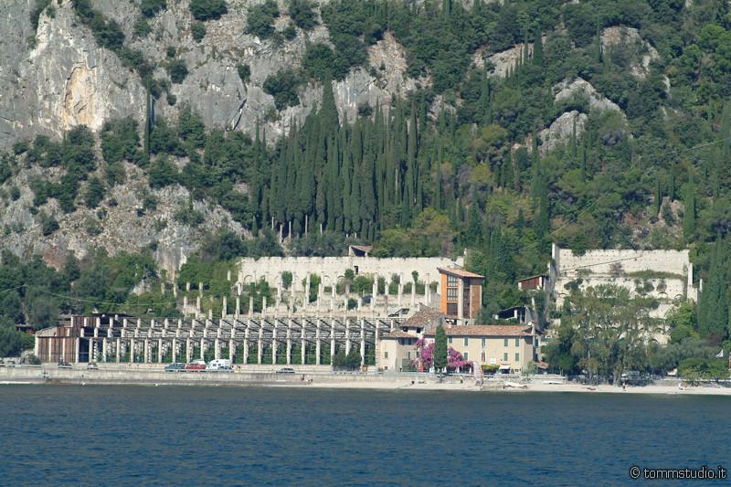 Tignale lago di Garda