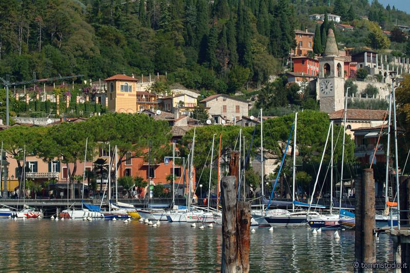 Toscolano Maderno lago di Garda