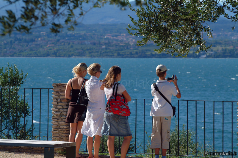 tourism lake Garda