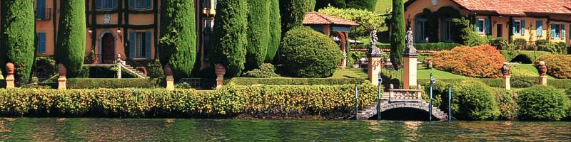 villas lake garda