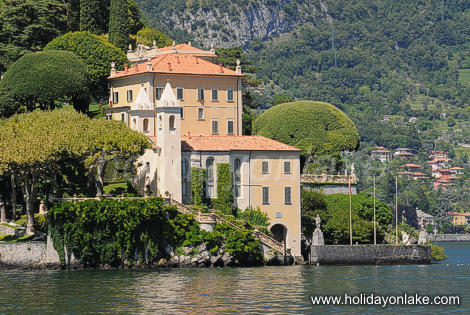 Destinations - Lake Como